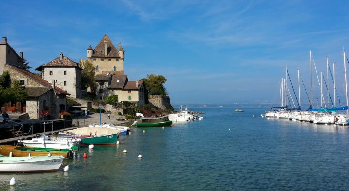 Best Places To Visit in France - Yvoire