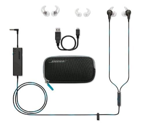 Remote office bose earbud headphones