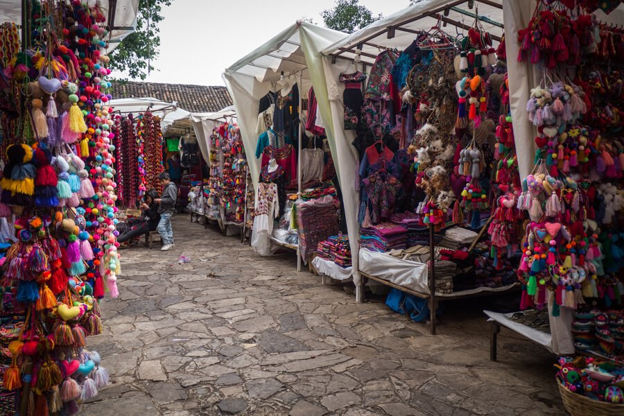 San Cristobal de las Casas Artisan Markets - Things to do in San Cristobal de las Casas