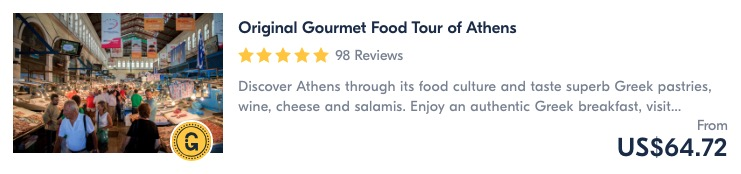 best things to do in athens join a food tour