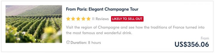 Things to do in all of France - Champagne Tours