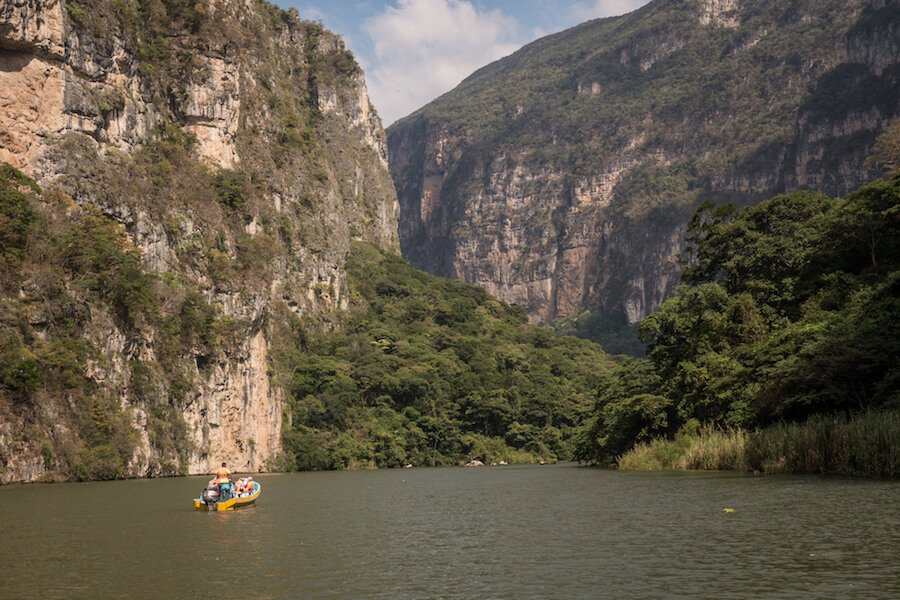 Tuxtla Canyon de Sumidero - Things to do in San Cristobal de las Casas