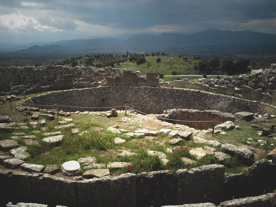 things to do in greece - mycenae