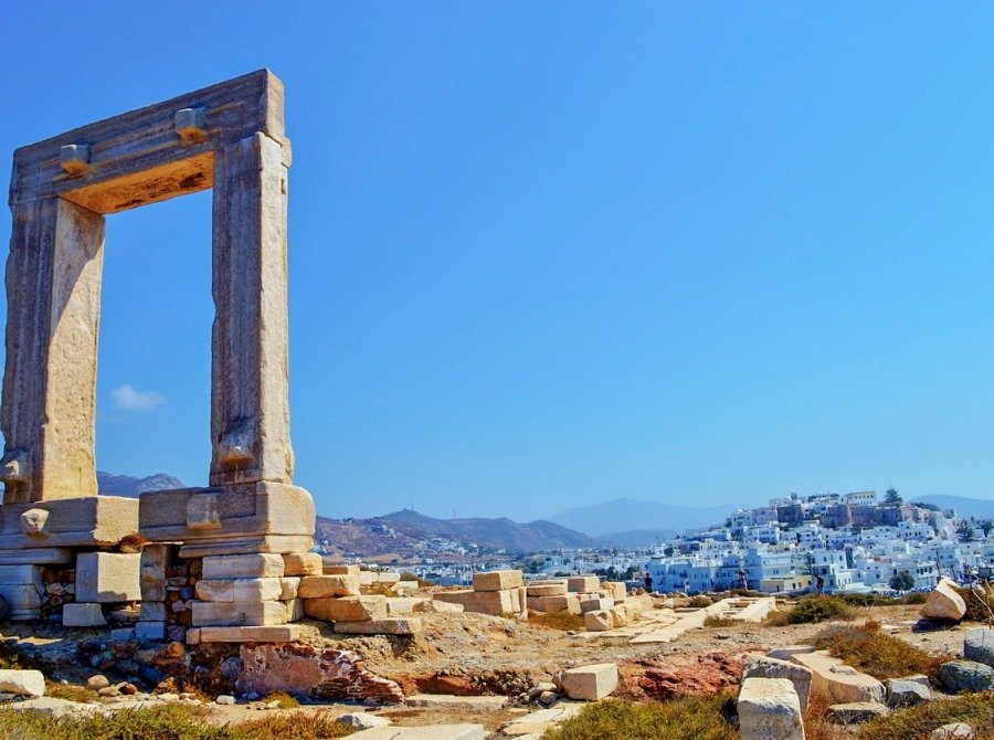 things to do in Paros take a day trip to naxos