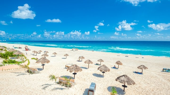 cancun mexico places to visit with beaches