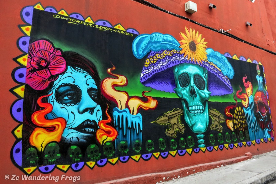 things to do in mexico check out the street art