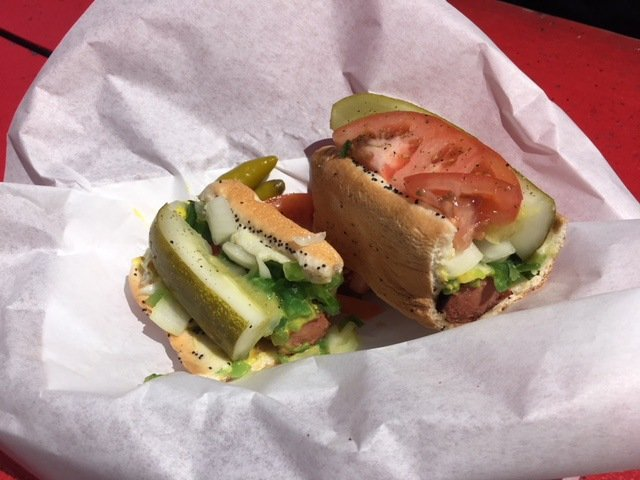 best places to eat in chicago for a hotdog