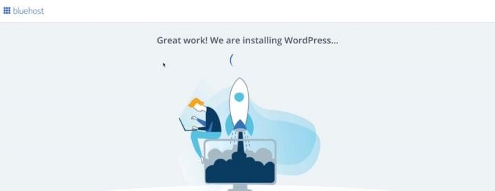 Installing WordPress Start a blog
