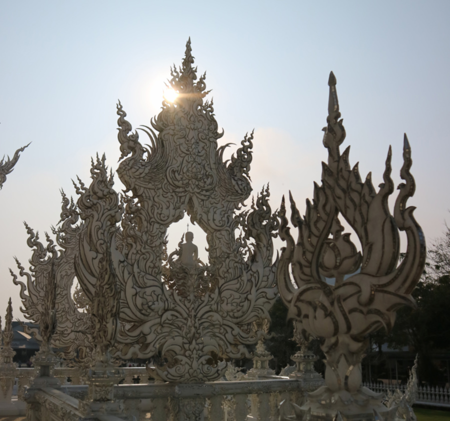 The White Temple Chiang Rai one of the best things to do in chiang rai