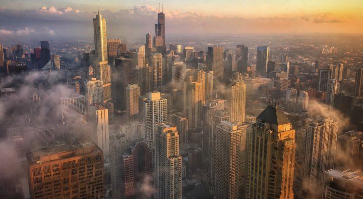 travel to chicago visit the 360 observatory is one of the best things to do in chicago