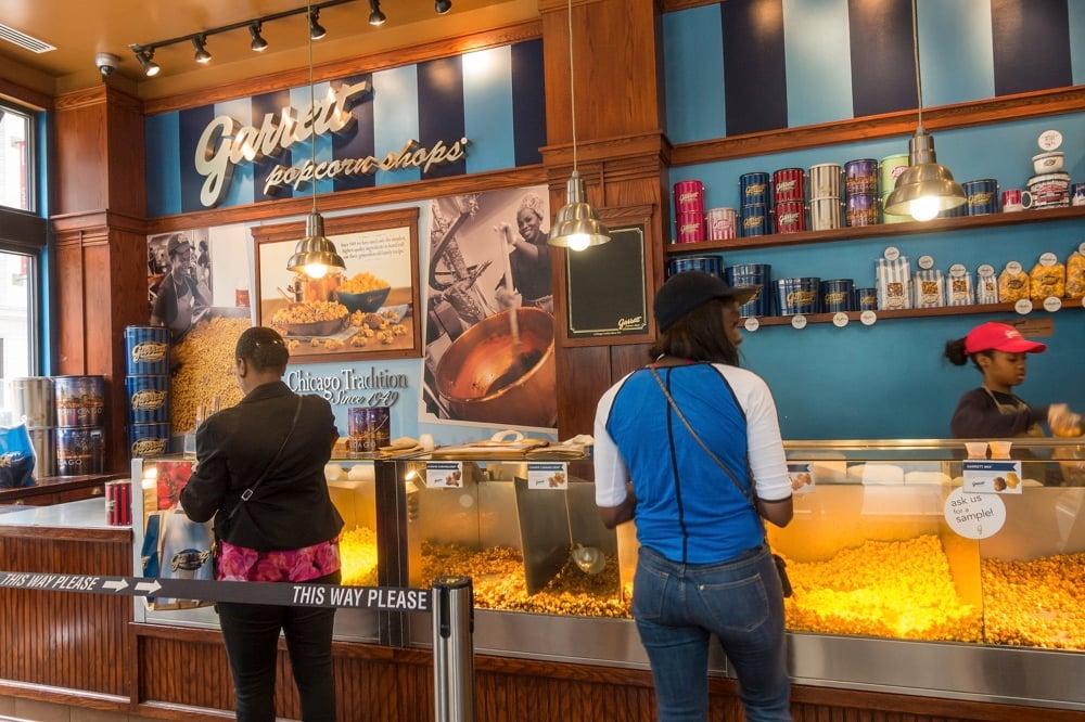 garretts popcorn chicago