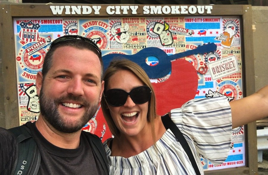 travel to chicago windy city smokeout