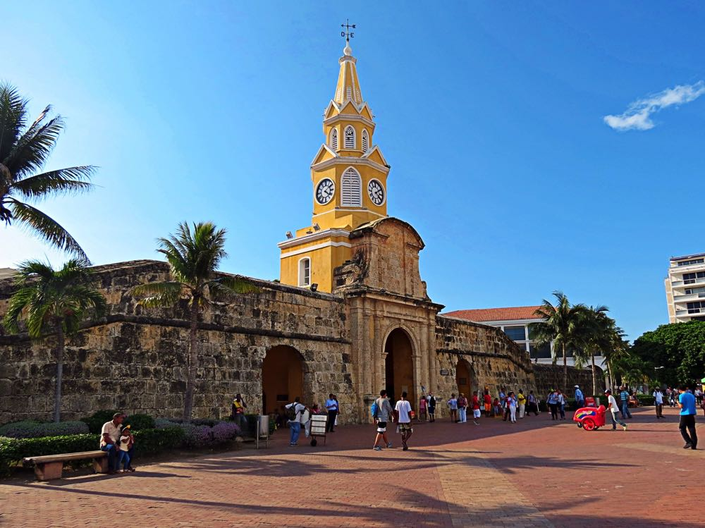 Puerta del Relojcartagena
