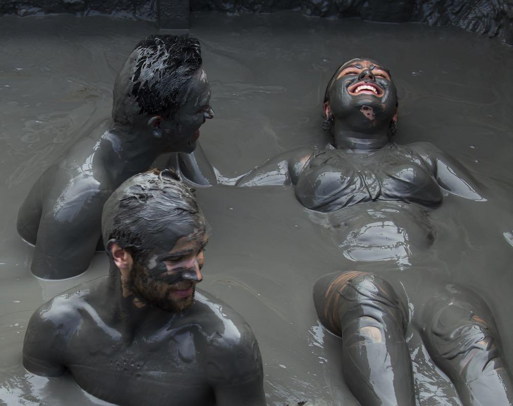 cartagena mud volcano