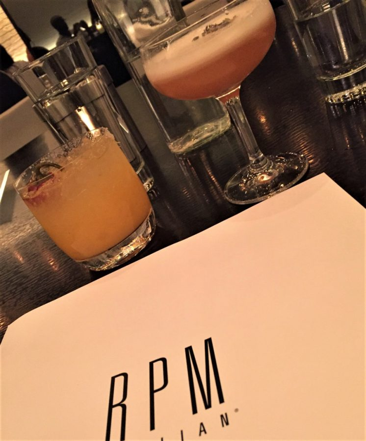 RPM italian and steakhouse are the best bars in chicago