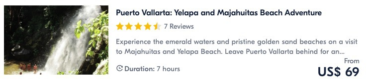 things to do in mexico join a tour to yelapa out of puerto vallarta