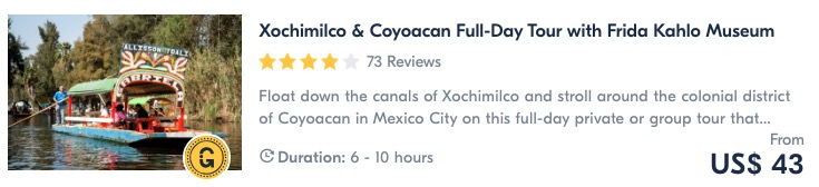 things to do in mexico city join a tour for xochimilco