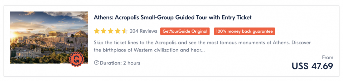 things to do in athens visit the acropolis on a tour