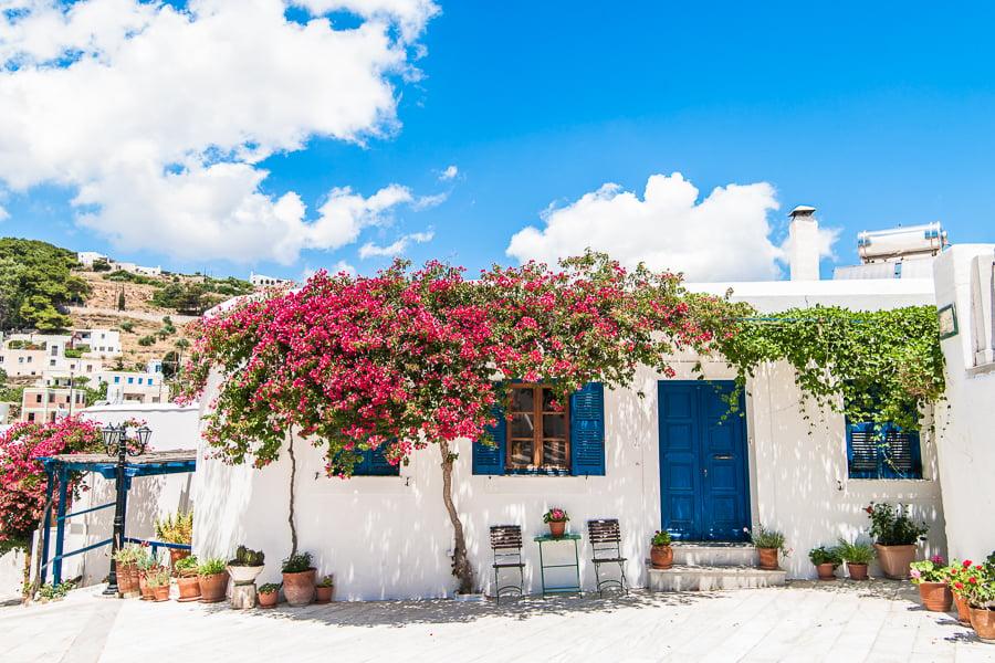 things to do in Paros visit lefkes