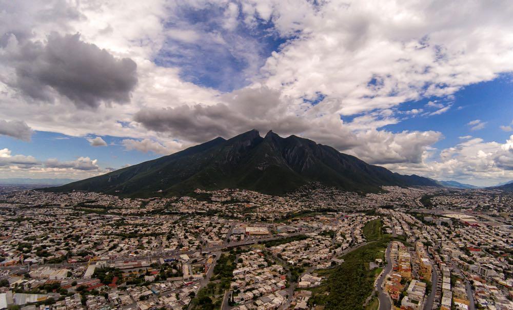 monterrey city in Mexico
