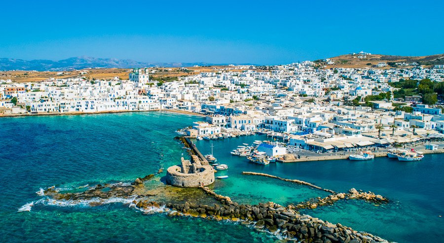 things to do in paros visit naousa for nightlife