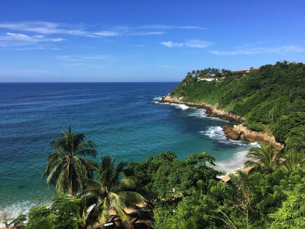 puerto escondido when to visit in mexico