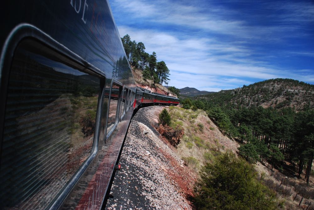 riding the copper canyon train in mexico top things to do