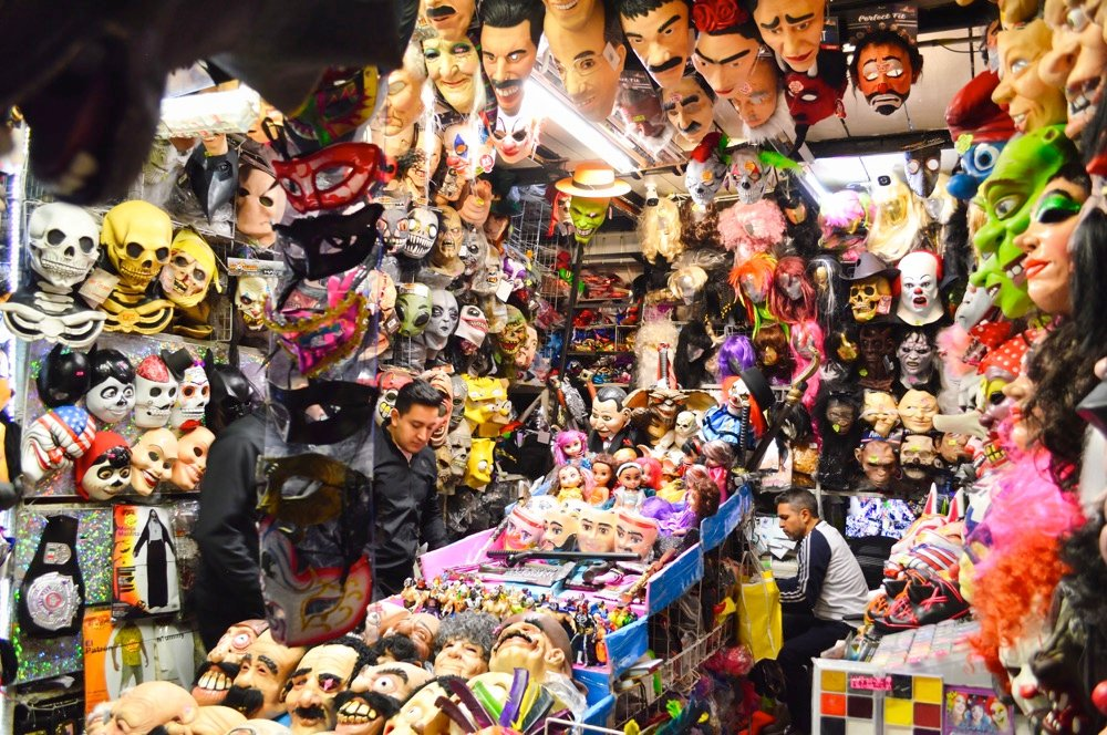 things to do in mexico city visit the witchcraft museum voodoo