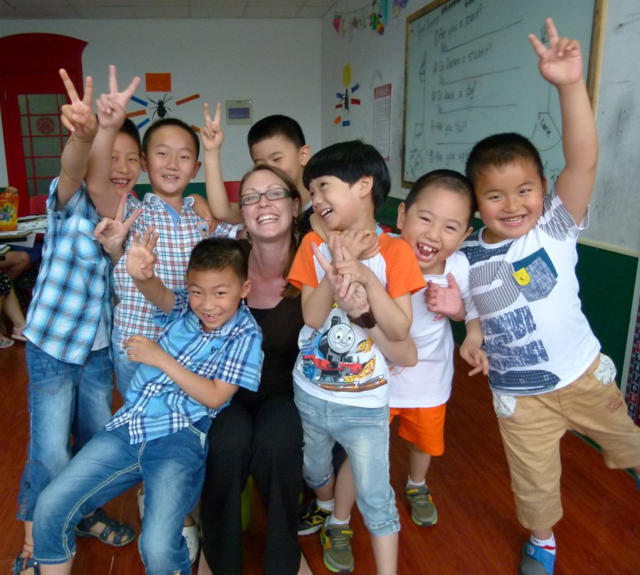 teaching english in china is a great way to get paid to travel