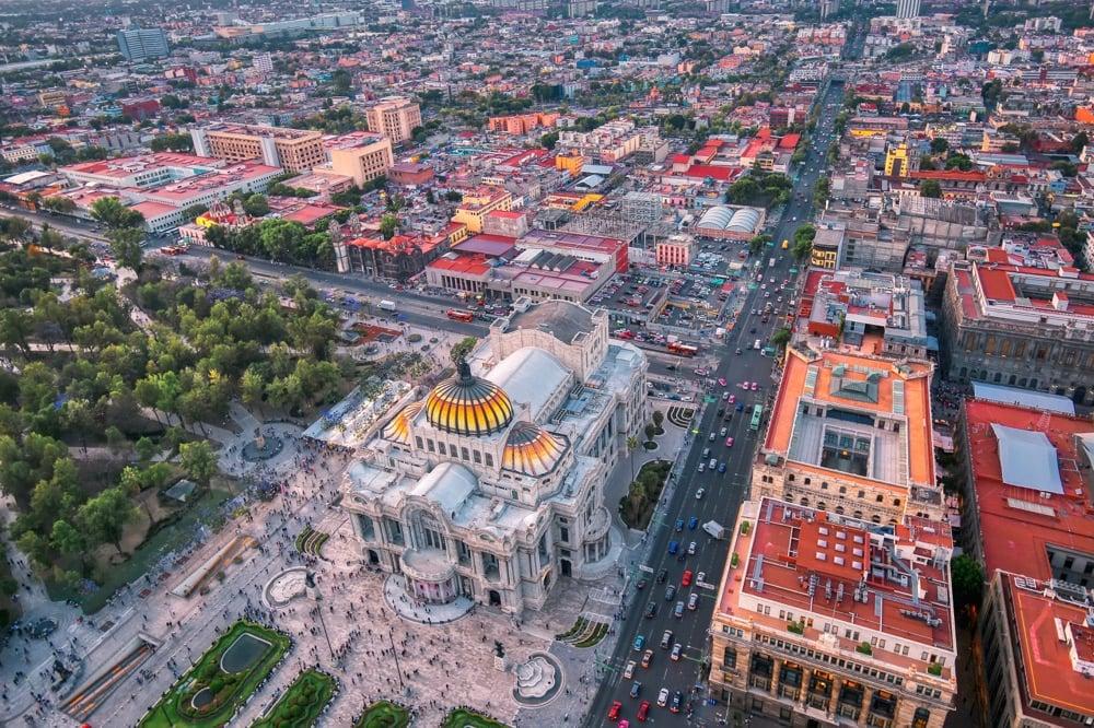 torre latinoamericano mexico city what to do