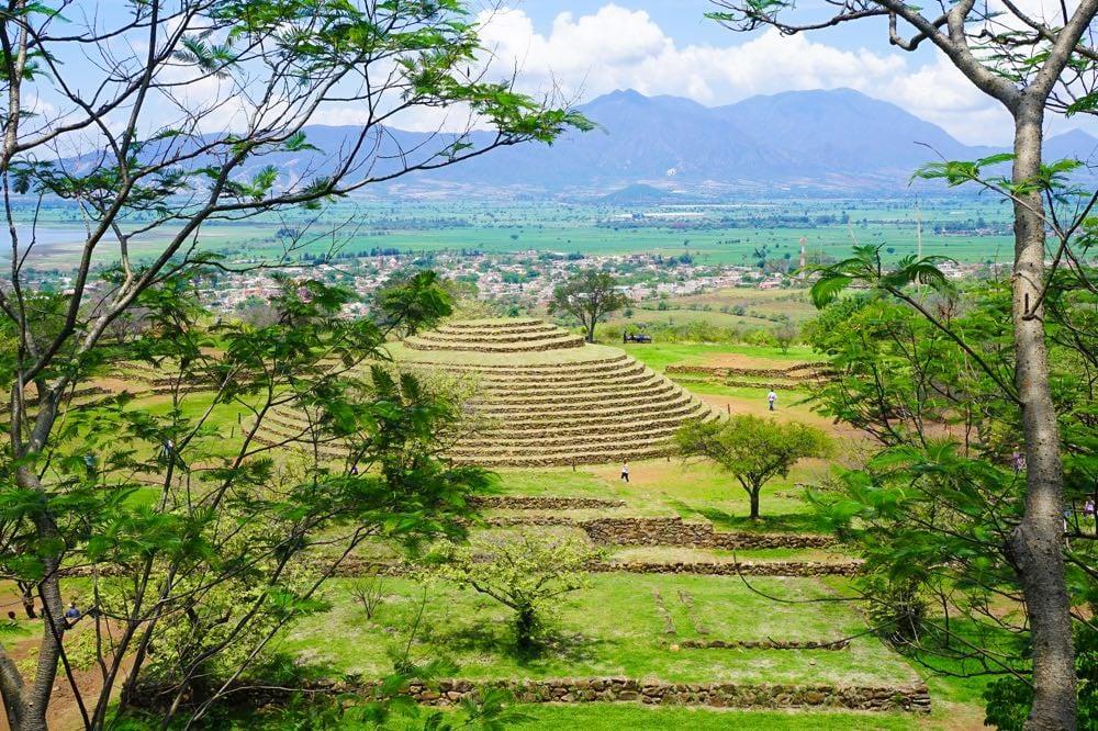 Los Guachimontones guadalajara attractions