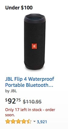 portable bluetooth speakers are a great travel gift