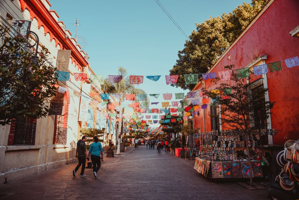 travel to tlaquepaque is one of the best things to do in guadalajara mexico