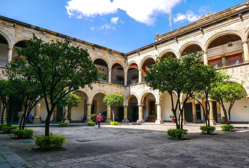 visiting the government palace is one of the top things to do in guadalajara