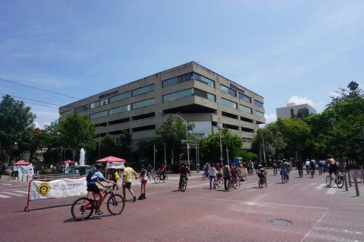 Guadalajara Bike Ride