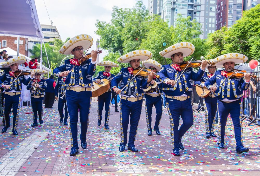 when to visit mexico for mariachi festival