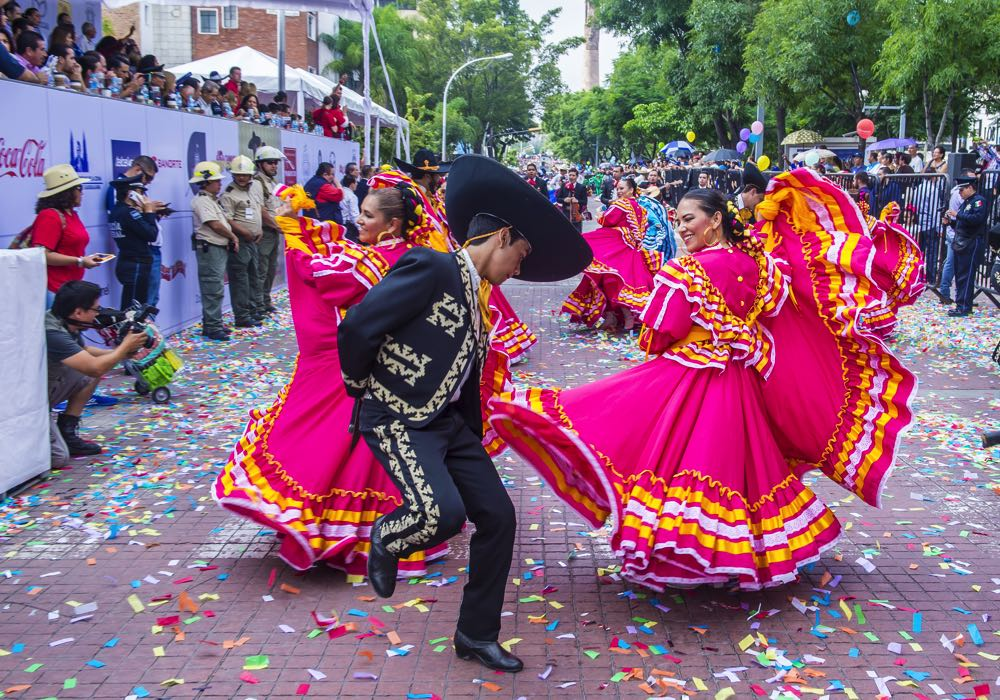 things to do in guadalajara see a festival