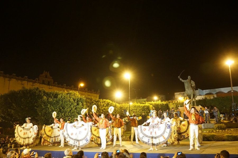 there are endless festivals in san miguel de allende