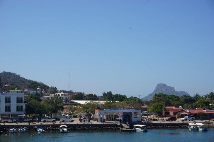 Mazatlan Stone Island