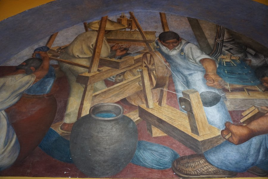 art and painting is one of the top things to do in san miguel de allende