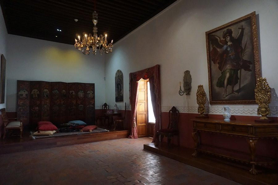 A look inside the Casa de Ignacio Allende, one of the top things to do in san miguel de allende