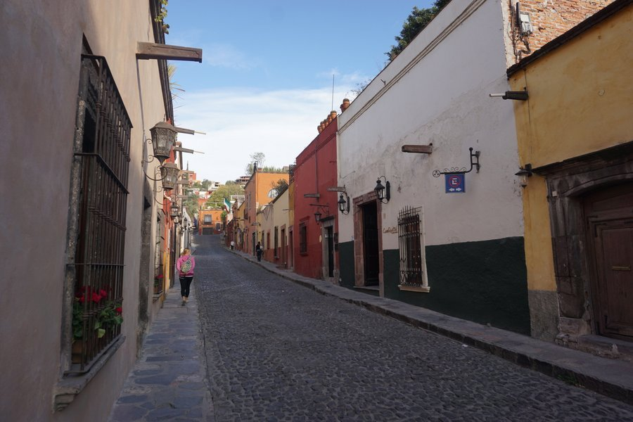 joining a walking tour is one of the best things to do in san miguel de allende