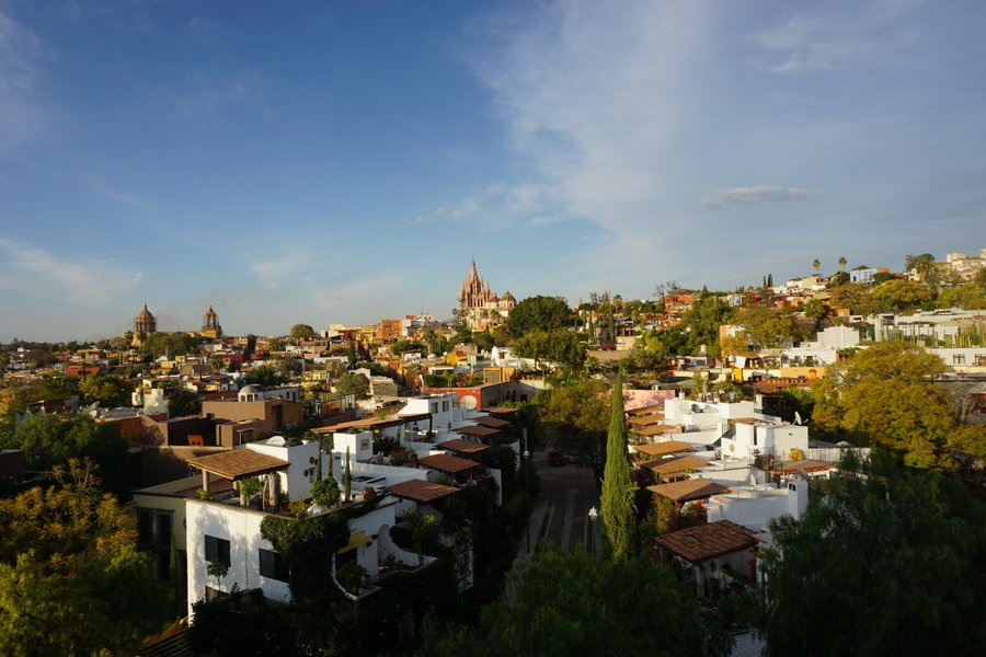enjoying happy hour with a view is one of the best things to do in mexico