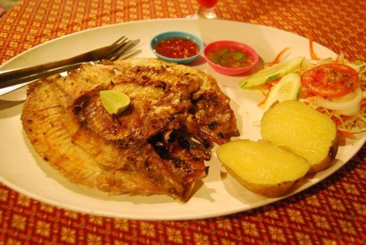Koh Tao Seafood