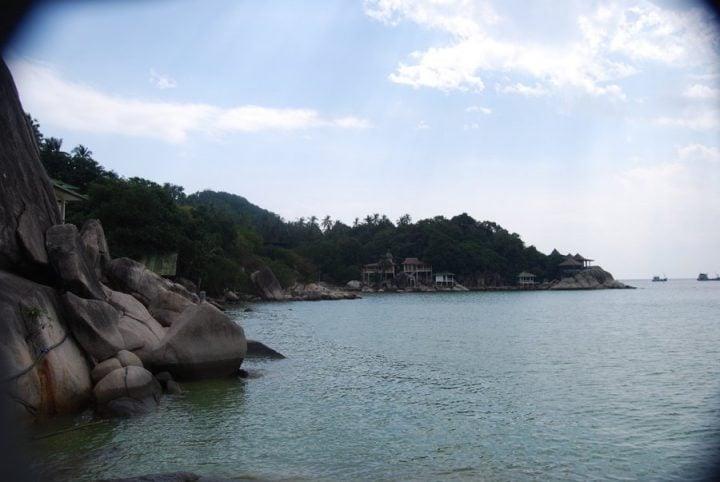 Koh Tao Kayaking