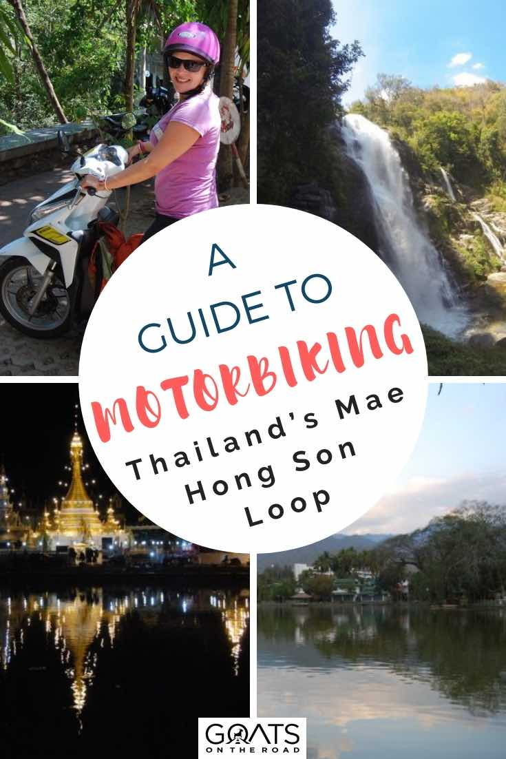 Thailand's Mae Hong Son Loop: A Guide For Travellers - Goats