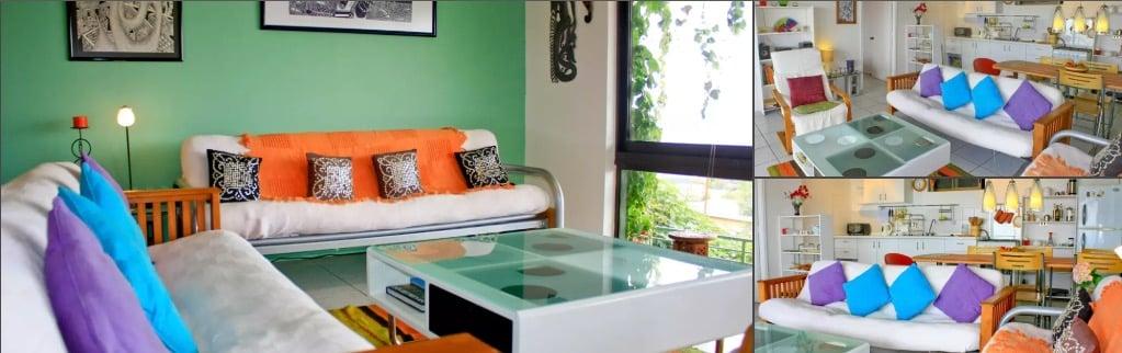 Best View Valparaiso Airbnb Rentals