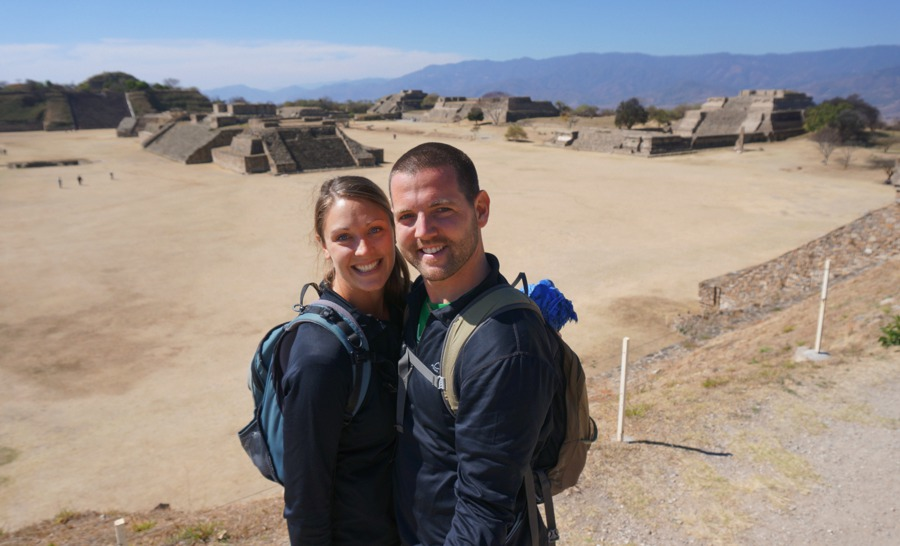 things to do in oaxaca visit monte alban ruins