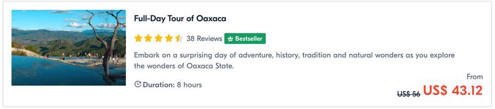things to do in oaxaca tours