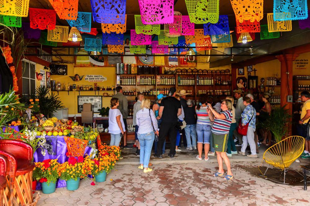 things to do in oaxaca try mezcal